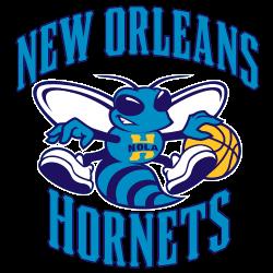 New Orleans Hornets Primary Logo 2009 - 2013