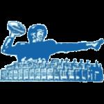New York Giants Primary Logo 1956 - 1960
