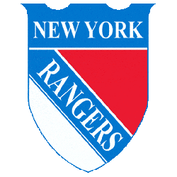 New York Rangers Primary Logo 1927 - 1935