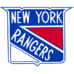 New York Rangers Primary Logo 1969 - 1978