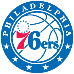 Philadelphia 76ers Primary Logo