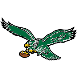 Philadelphia Eagles Primary Logo 1933 - 1942