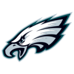 Philadelphia Eagles Primary Logo 1996 - Present