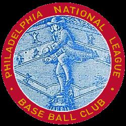 Philadelphia Phillies Primary Logo 1900 - 1937