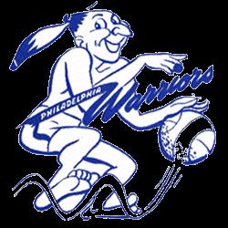 Philadelphia Warriors Primary Logo