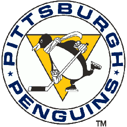 Pittsburgh Penguins Primary Logo 1968