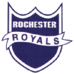 Rochester Royals Primary Logo 1946 - 1957