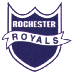 Image result for rochester royals nba logo