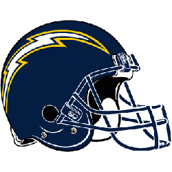 San Diego Chargers Primary Logo 1988 - 2001
