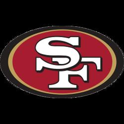 San Francisco 49ers Primary Logo 1996 - 2008