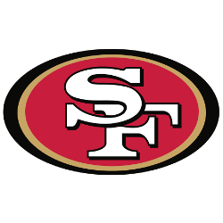 san francisco 49ers primary logo sports logo history