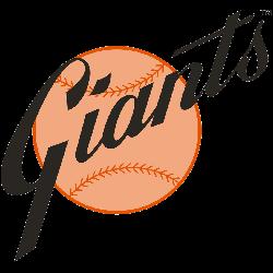San Francisco Giants Primary Logo 1962 - 1972
