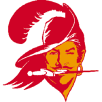 Tampa Bay Buccaneers Primary Logo 1976 - 1996