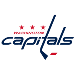 Washington Capitals Primary Logo 2008 - Present