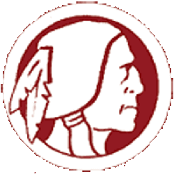 Washington Redskins Primary Logo 1960 - 1964