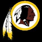 Washington Redskins Primary Logo 1983 - Present
