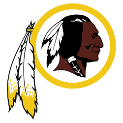Washington Redskins Primary Logo