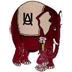 alabama-crimson-tide-primary-logo-1952-1958