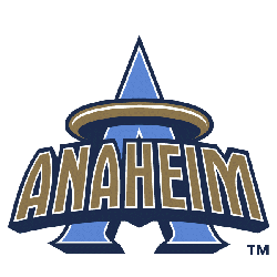 Anaheim Angels Alternate Logo 1997 - 2001