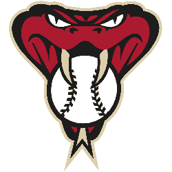 Arizona Diamondbacks Alternate Logo 2016 - Present