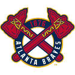 Atlanta Braves Alternate Logo 2012 - Present