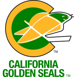 California Golden Seals Alternate Logo