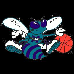 Charlotte Hornets Alternate Logo 1989 - 2002