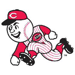 Cincinnati Reds Alternate Logo 1999 - 2006