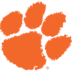 Clemson Tigers Secondary Logo 1970 - 1976