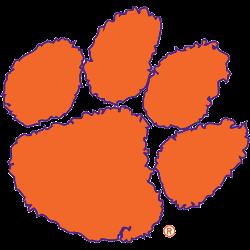 Clemson Tigers Secondary Logo 1977 - Present