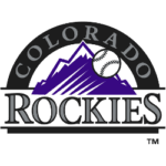 Colorado Rockies Alternate Logo 2017 - Present