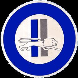 Detroit Lions Alternate Logo 1961 - 1969
