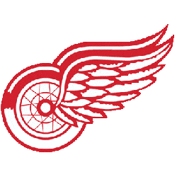 Detroit Red Wings Alternate Logo 1974 - 1984