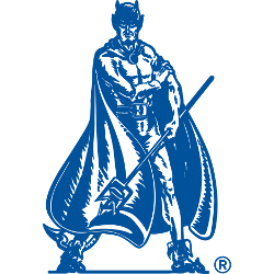 Duke Blue Devils Secondary Logo 1971 - 1977