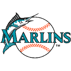Florida Marlins Alternate Logo 1993 - 2004
