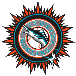 Florida Marlins Alternate Logo 2003 - 2011