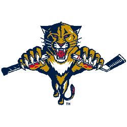 Florida Panthers Alternate Logo 2000 - 2008