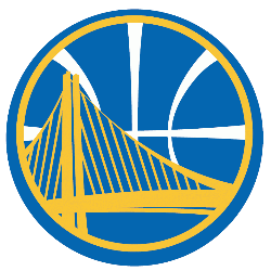 Golden State Warriors Alternate Logo 2010 - 2019