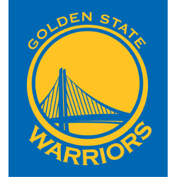Golden State Warriors Alternate Logo 2010 - 2019