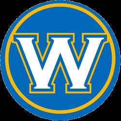 Golden State Warriors Alternate Logo 2015 - 2019