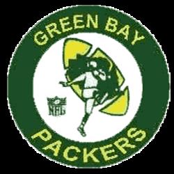Green Bay Packers Alternate Logo 1962 - 1967