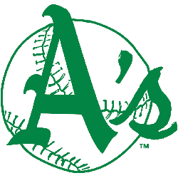 Kansas City Athletics Alternate Logo 1963 - 1967