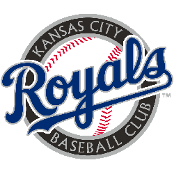 Kansas City Royals Alternate Logo 2002 - 2005
