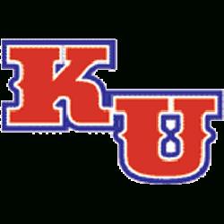 Kansas Jayhawks Alternate Logo 1989 - 2001