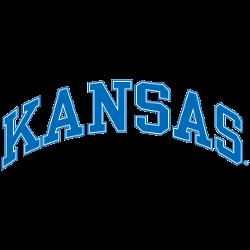 Kansas Jayhawks Wordmark Logo 2006 - Present