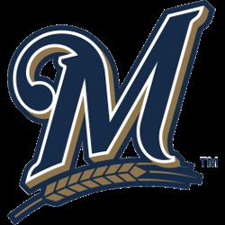 Milwaukee Brewers Alternate Logo 2000 - 2019