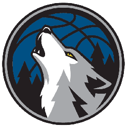 Minnesota Timberwolves Alternate Logo 2009 - 2017