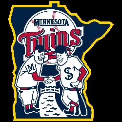 Minnesota Twins Alternate Logo 2002 - 2009