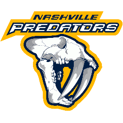 Nashville Predators Alternate Logo 2007 - 2011