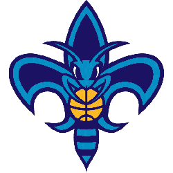 New Orleans Hornets Secondary Logo 2009 - 2013
